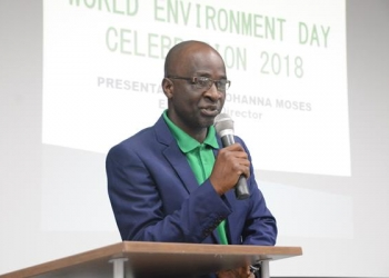 AUN, ECF Mark World Environment Day 2018