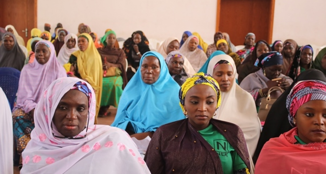 Sixty Northeast Women End 'Combating Violent Extremism' Project