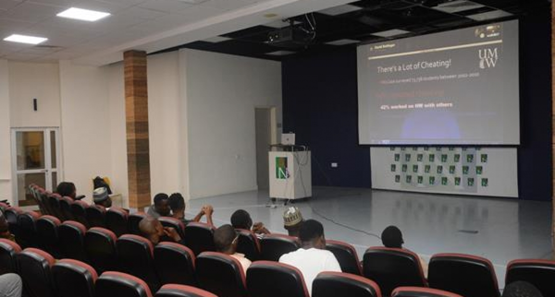 Why, How AUN Maintains Academic Integrity