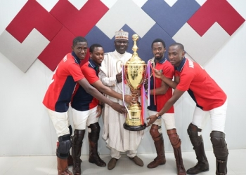 AUN Polo Team Brings Trophy Home