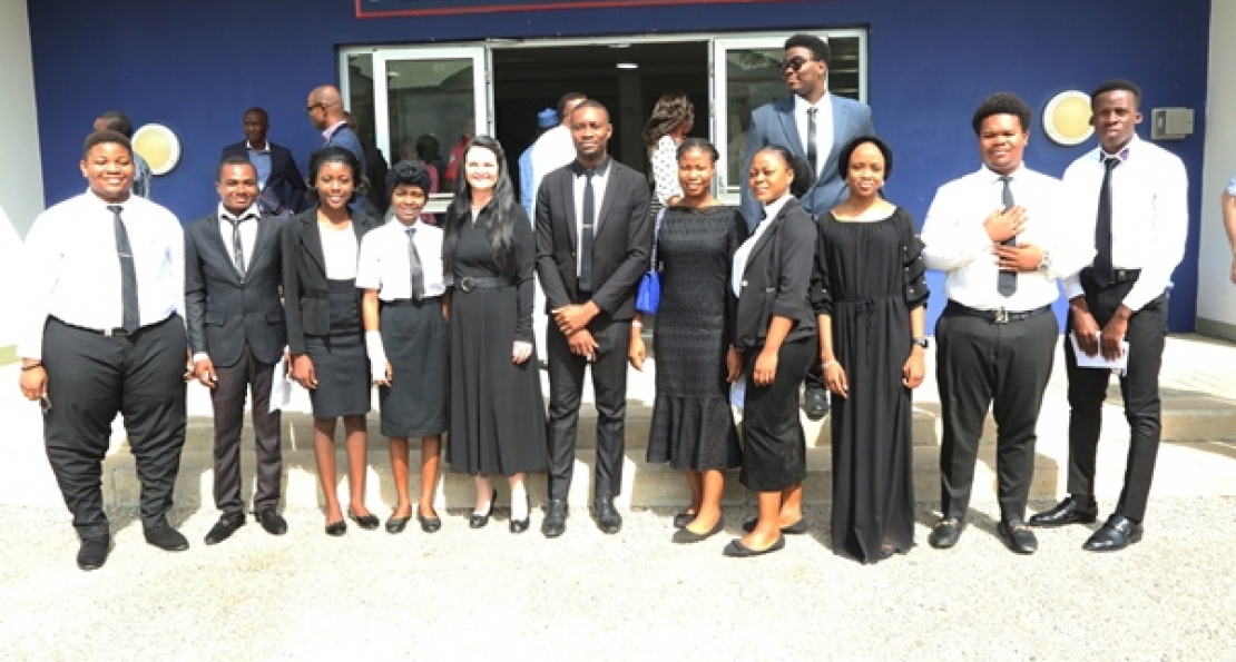 Law Students Society Inaugurates Pioneer Exco