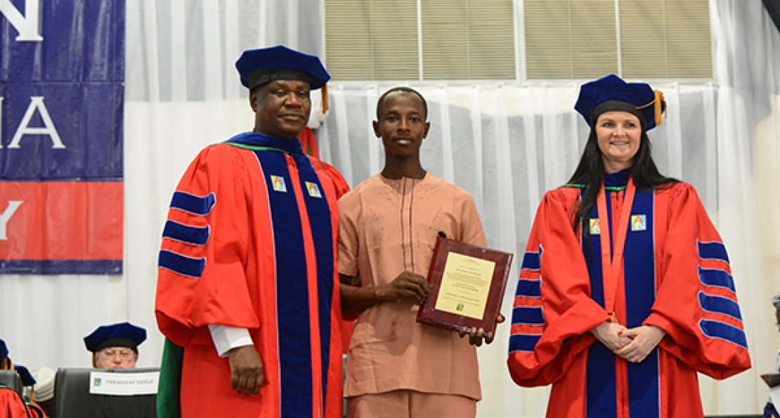 AUN Employee Hall of Fame