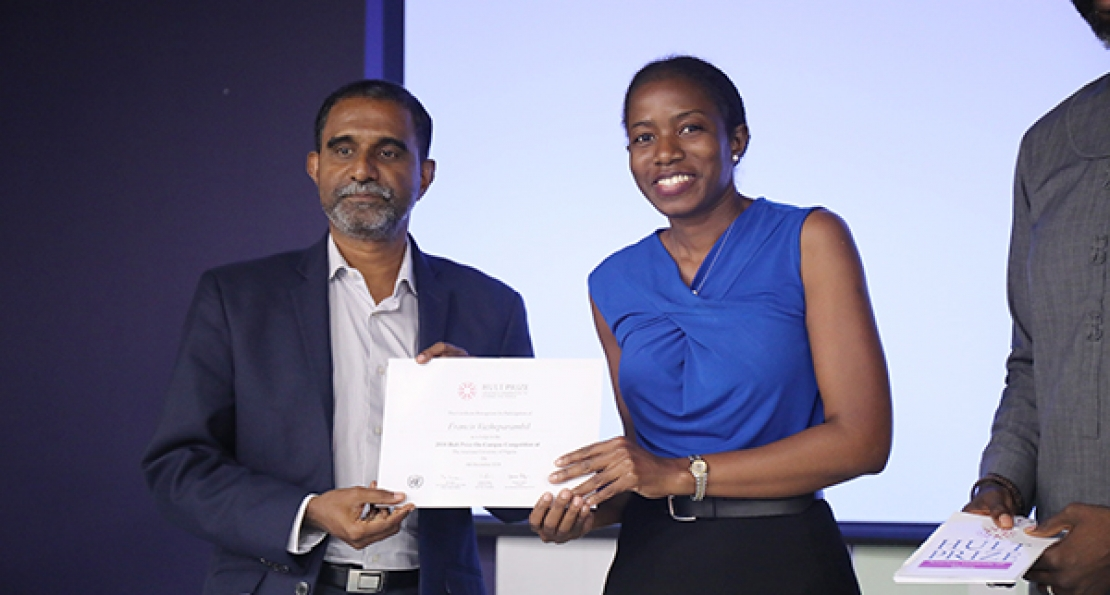 Guru Delivery, Youla to Represent AUN at HULT Prize