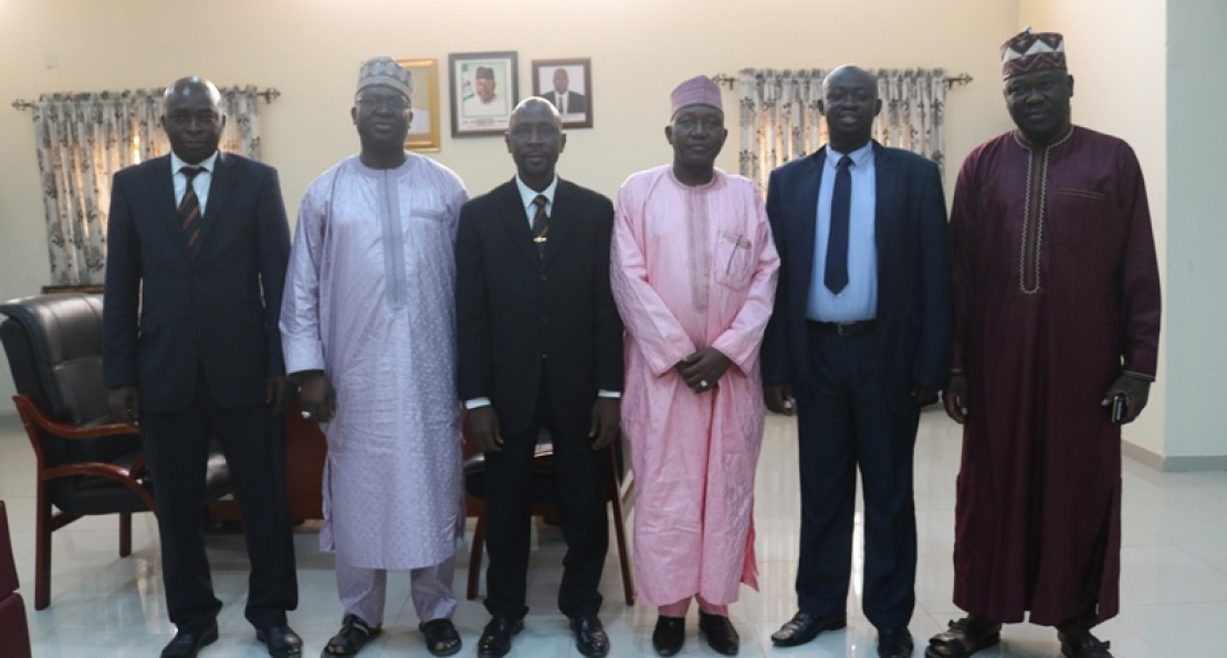 AUN Team Visits Neighboring Nigerian Law School