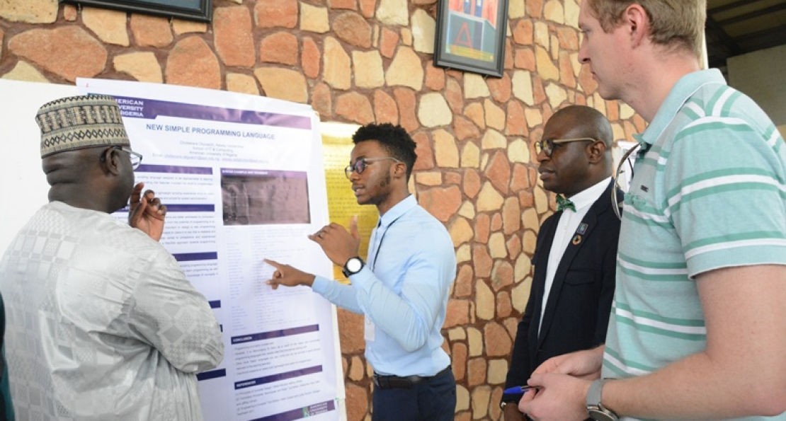 SITC Holds 10th SDP Poster Presentation, Launches ACM