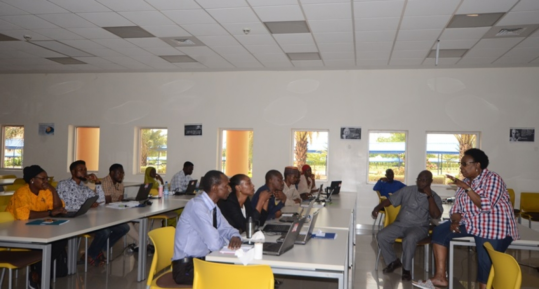 AUN Librarians Benefit from Capacity Training of Carnegie Fellows Program