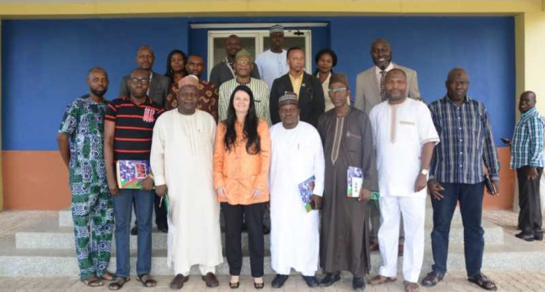NUC Team at AUN, Gets Briefing on Residence Life, Academic Support Services