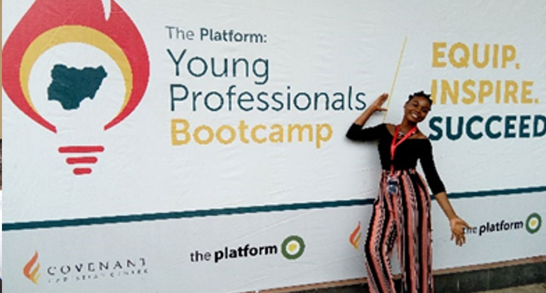 NFS Staff Attends Young Professionals Boot Camp