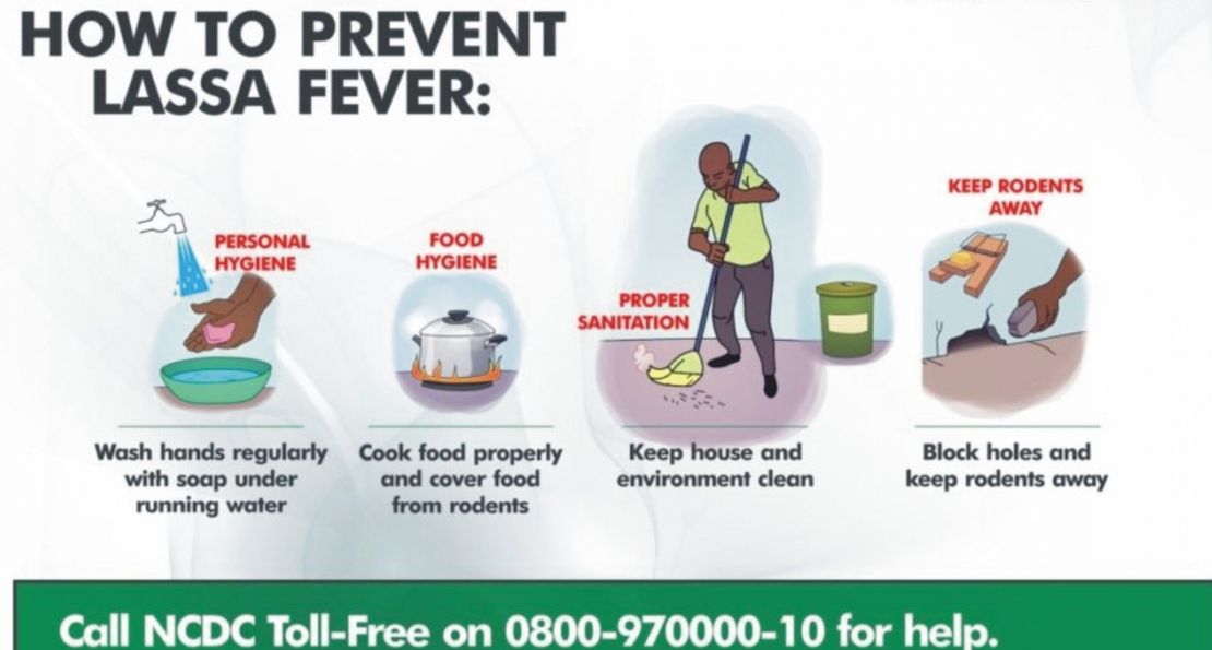 Lassa fever: 'Nothing to worry about, AUN is a Clean Environment'