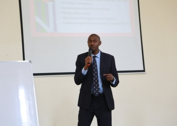 SoL Seminar Harps on Legal Frameworks to Mitigate Climate Change in Nigeria