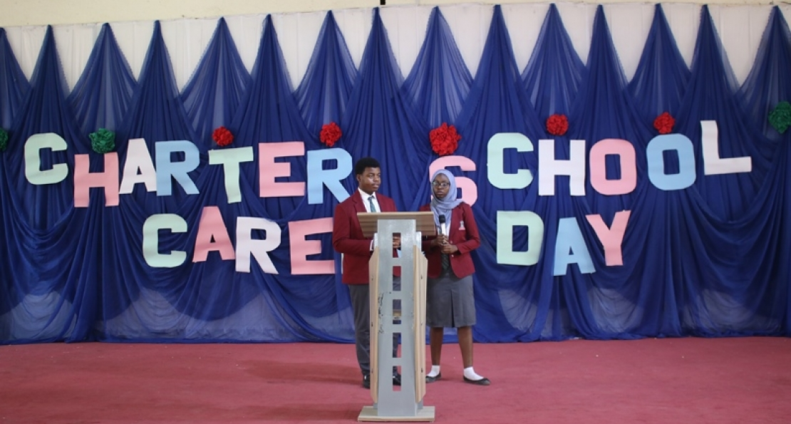 AUN Charter School Organizes Career Day